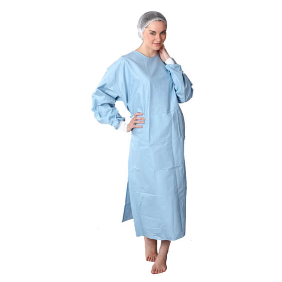 Disposable Gown Closed | GSTC.com