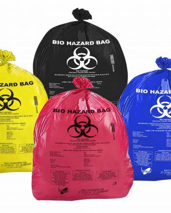 Bio Hazard All Bages